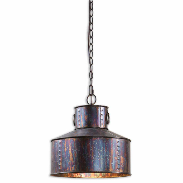 bronze pendant design - Bronze Pendant Light