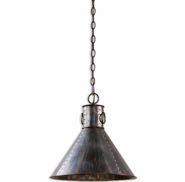 اجمل ديكورات مصابيح انيقة 12-Bronze-Pendant12.