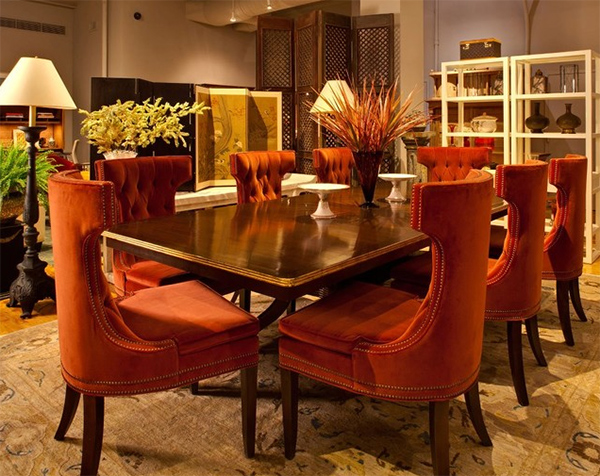 28 20 beautiful dining rooms with velvet chairs furniture d