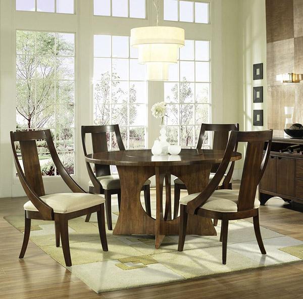 25 Sure Fire Art Deco Dining Set for An Effortlessly  : 17 manhattan from homedesignlover.com size 600 x 592 jpeg 109kB