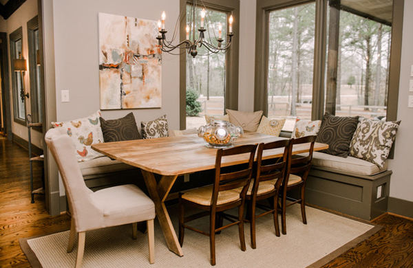 25 Dining Rooms With Bronze Lighting Fixtures Home Design Lover