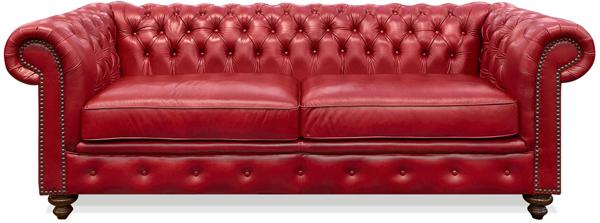 20 Ravishing Red Leather Living Room Furniture Home Design Lover