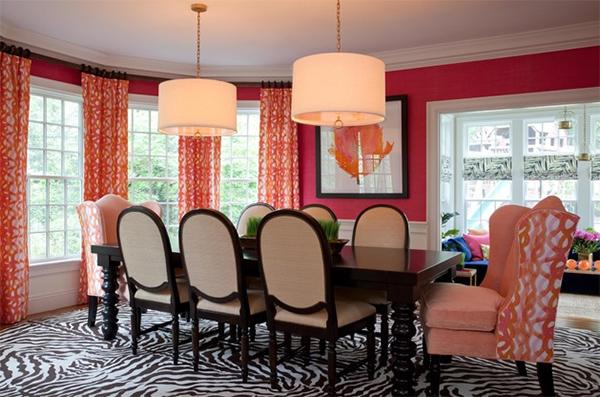 غرف الطعام الانتقالية مع الأرضيات بالسجاد 9-pattern.jpg