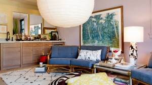 bamboo livingroom