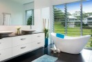 22 Neat Contemporary White Bathroom Vanity