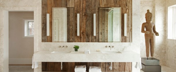 reclaimed bath