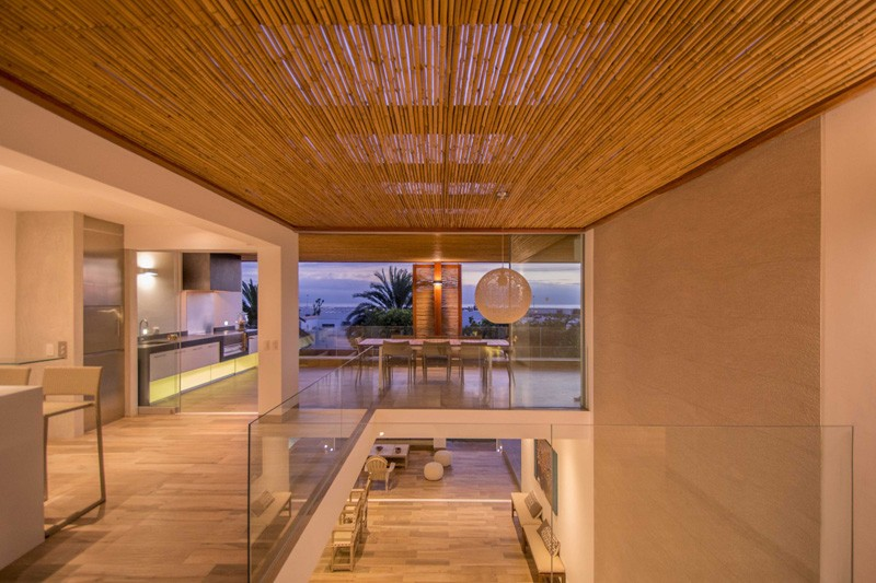 Peruvian Beach House view