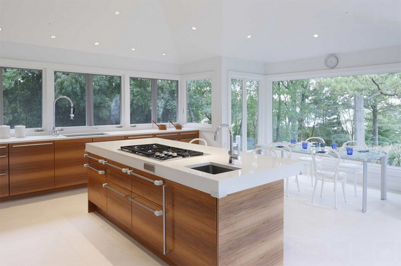 25 kitchen design inspiration: what is the view from your kitchen