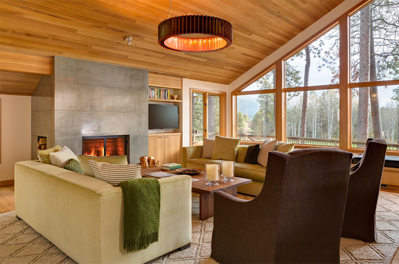 Transitional Living Room Awesome Ideas