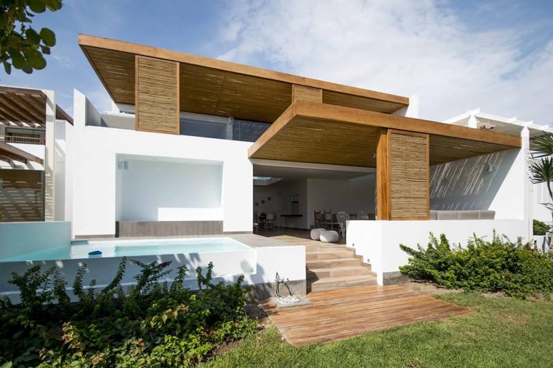 Peruvian Beach House outdoor