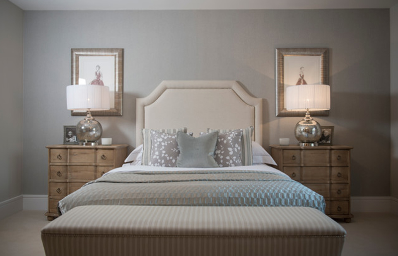 22 Beautiful And Symmetrical Bedroom Designs Home Design