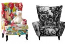 wingback printed