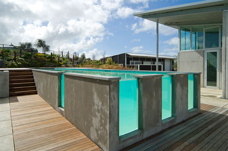 Home Swimming Pools Above Ground 25 finest designs of above ground swimming pool | home design lover