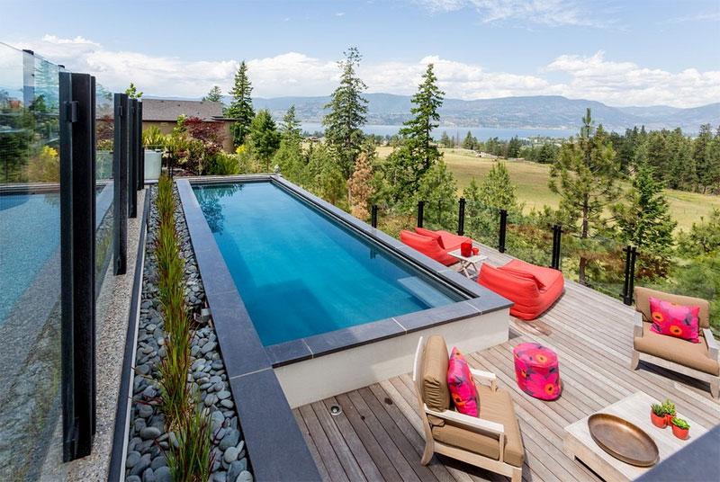 harwood deck
