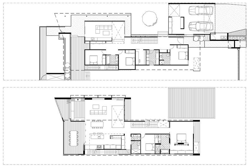 brisbane House floor plan