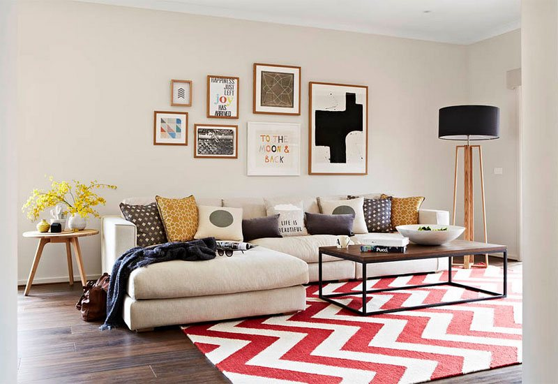 ## small living room tips