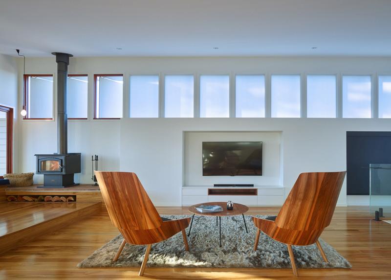 brisbane House interior