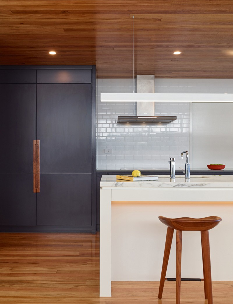 minimalist House tiles