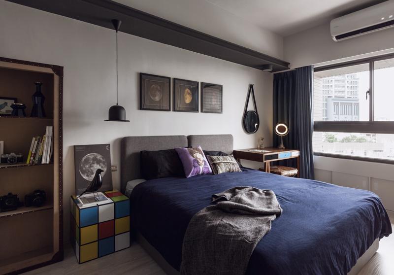 Bedroom Interior Design Male