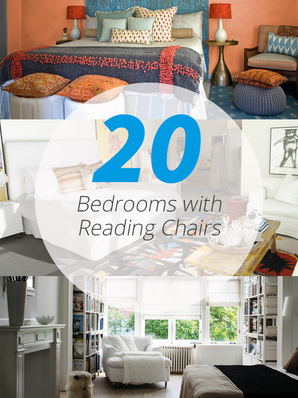 Bedroom Reading Chairs