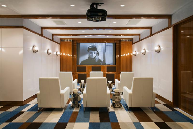 Contemporary Home Cinema