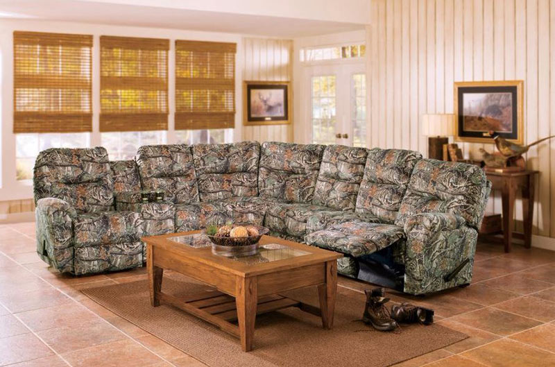 cabin sectional