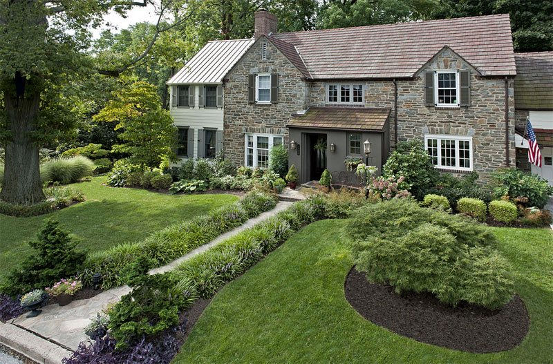 23 Landscape Ideas to have a Good Appeal for Front Yard ...