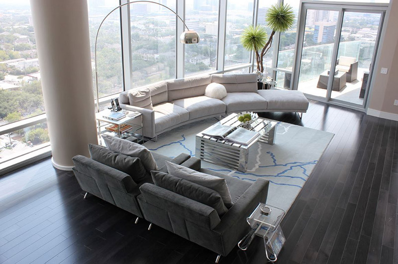 20 Gutsy Modern Living Room Furniture For Your Condo Home Design Lover