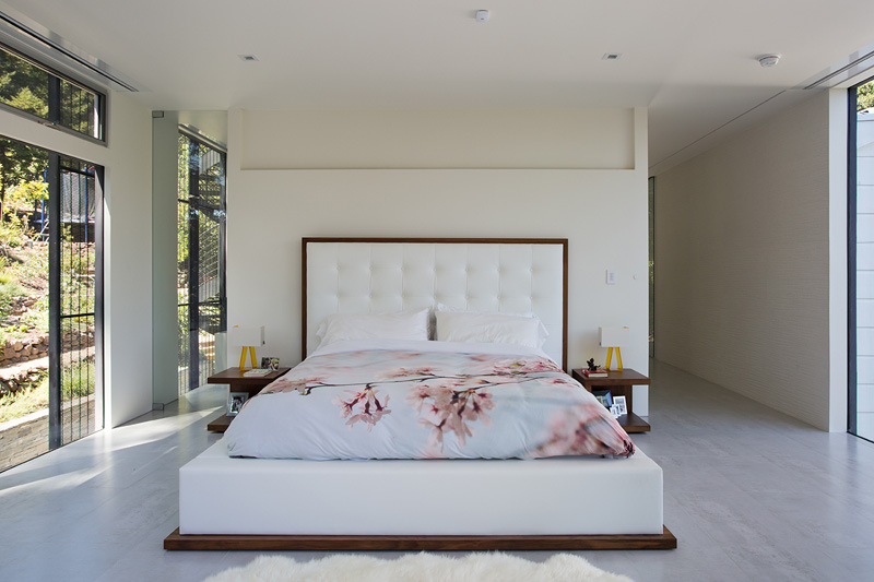 California Addition bedding