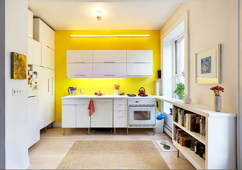 White Kitchen Yellow Walls 20 modern kitchen furniture that will add personality to your