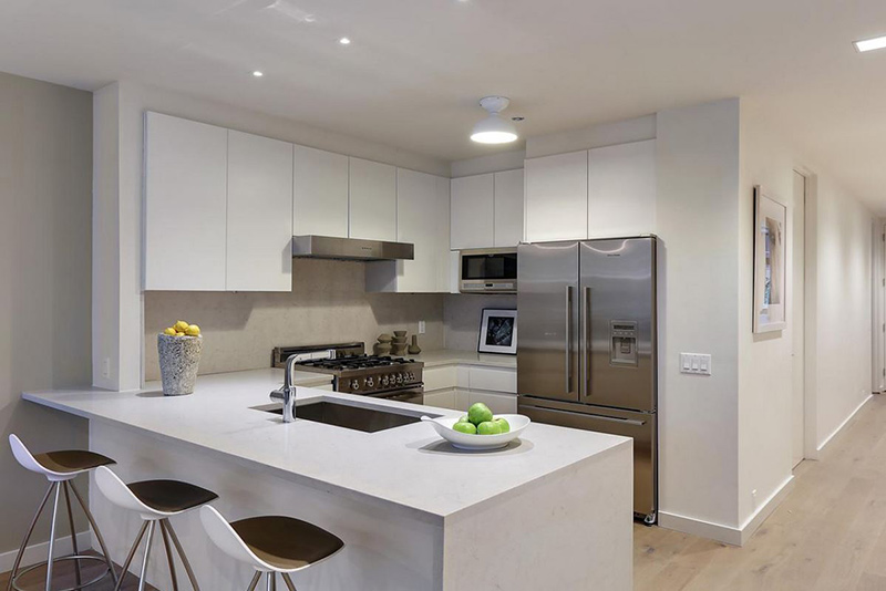Eisner Design. Eisner Design. In This Modern Condo Kitchen ... Part 15