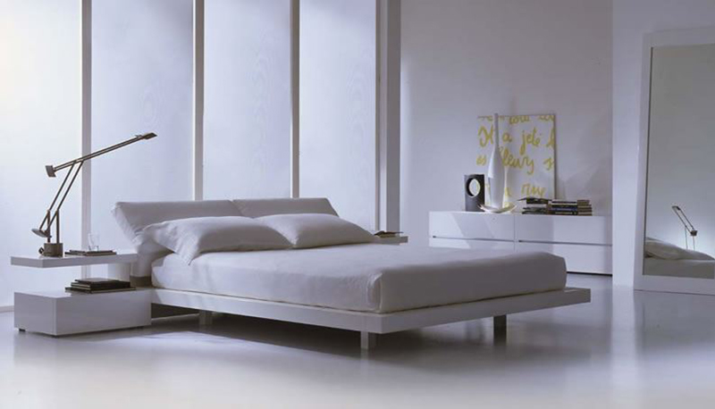 modern bedroom furniture - Condo Bedroom Design