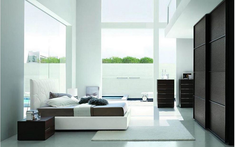 Bedroom Furniture Eugene Oregon 20 crisp modern condo bedroom furniture for uncluttered look