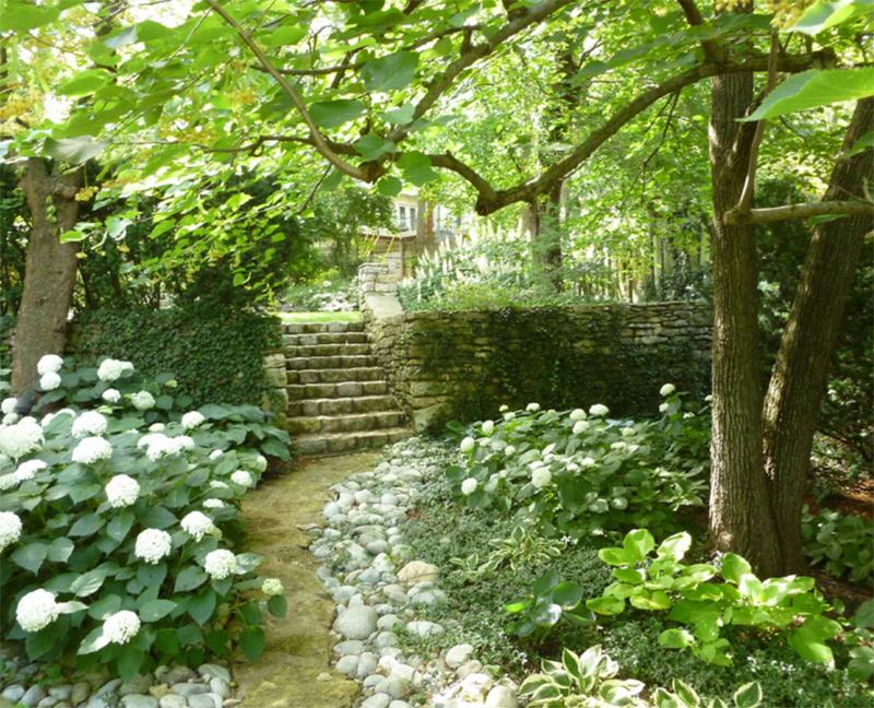 stone pathways ideas