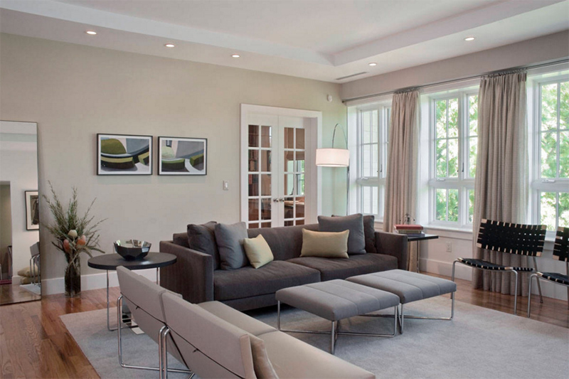 fascinating 50+ living room ideas with grey sofa design