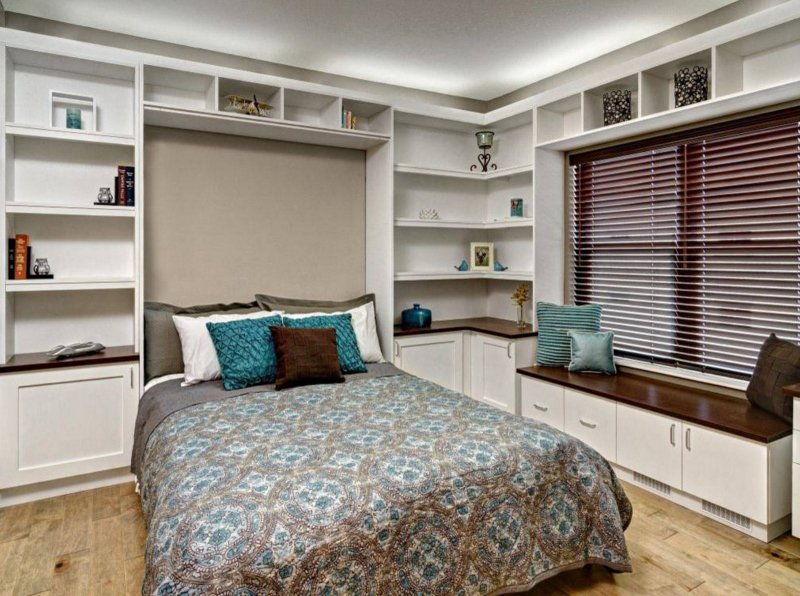 Featured Home Office/Murphy Bed Project