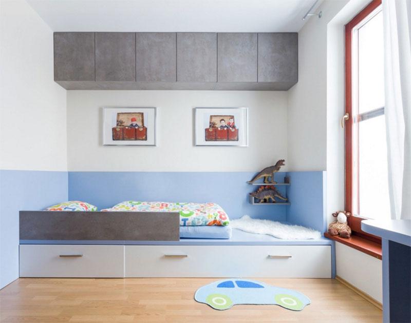 Little boys room transformation
