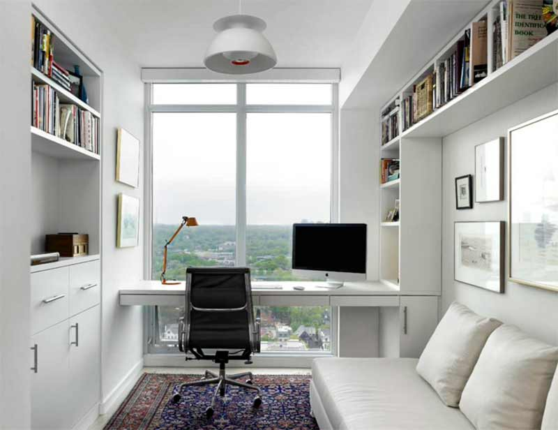Scandinavian Modern Condominium