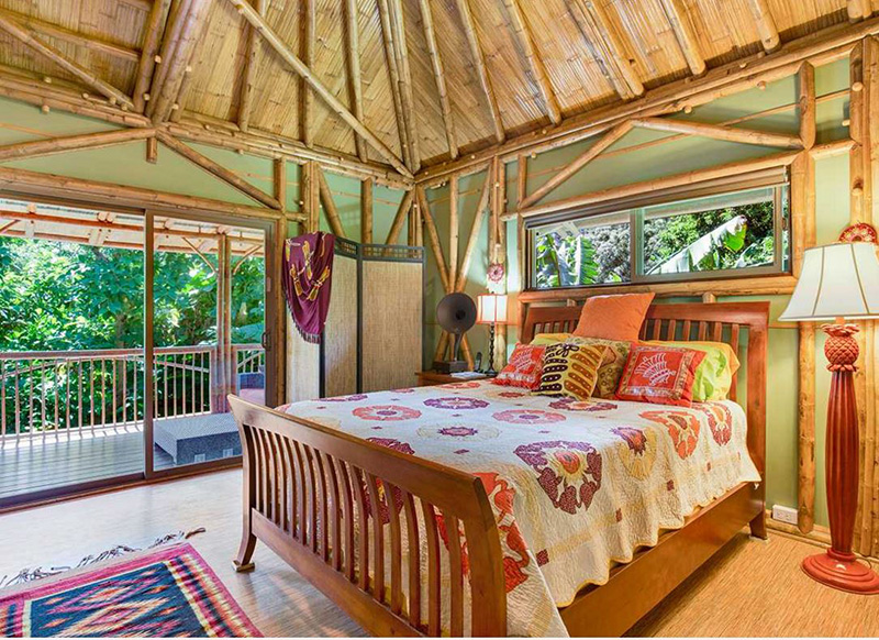 20 Tropical Bedroom Furniture with Exotic AllureHome Design Lover
