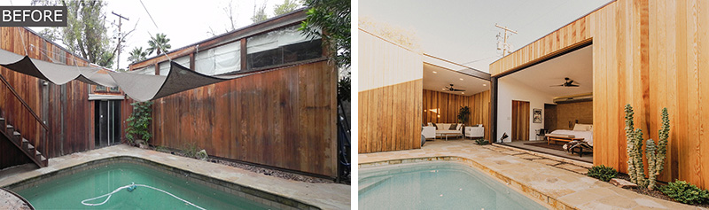 Redwood Clad Home guesthouse