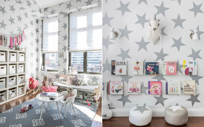 Hermione's Lucky Star Playroom