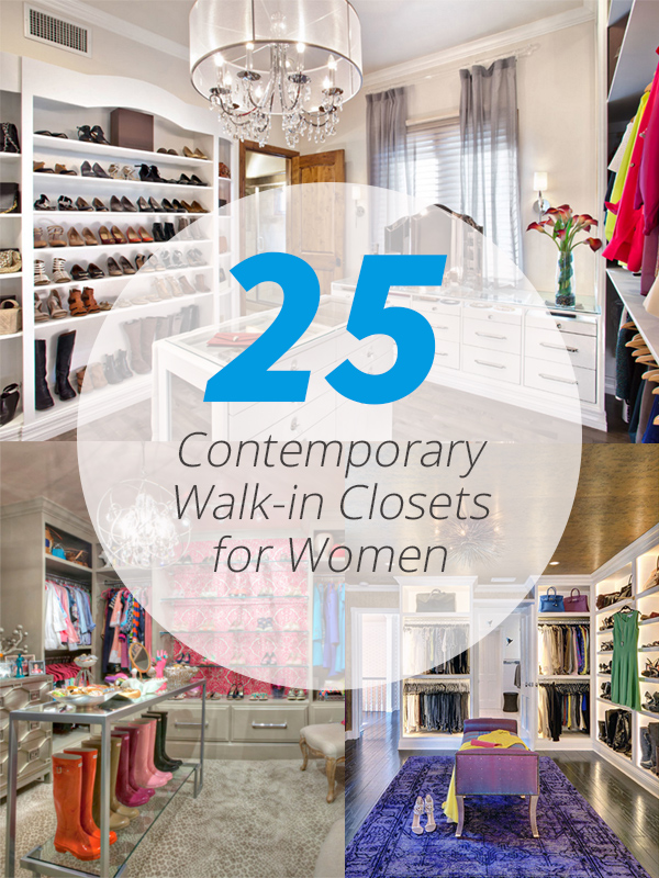 walk in closet women