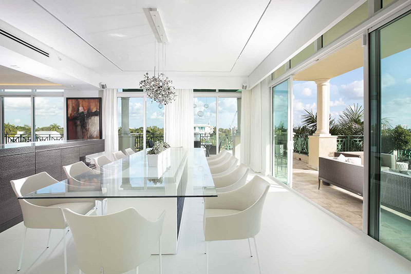 Waterfront Penthouse