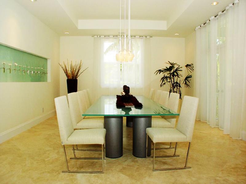 Dining Room Interior Designers Miami