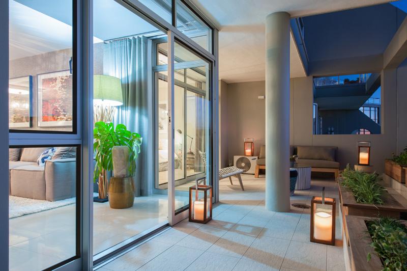 Patio Onnah Design sitting area