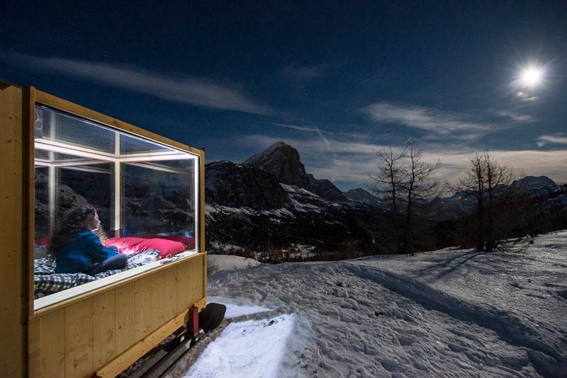 Starlight Room cabin design