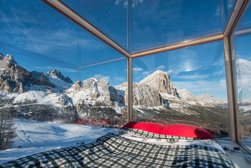 Starlight Room cabin bed