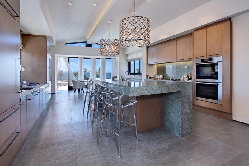 20 Cool Drum Chandeliers in the Kitchen Home Design Lover