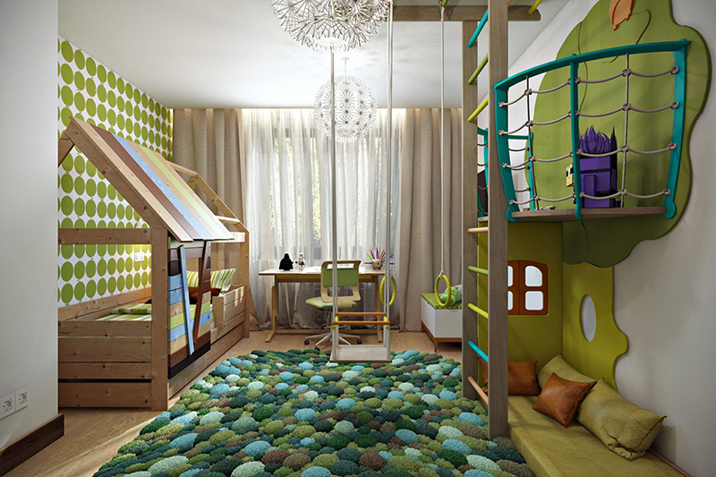 25 modern kids bedroom designs perfect for both girls and boys home design lover