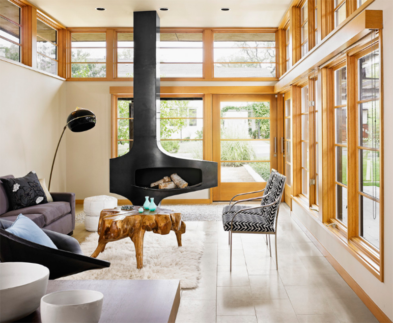 ... Designs Modern Architectural Fireplaces